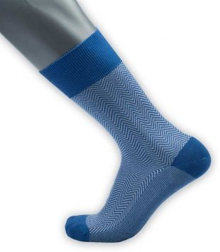 Trendy Fishbone Socken